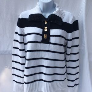 Ralph Lauren L/S sweater.